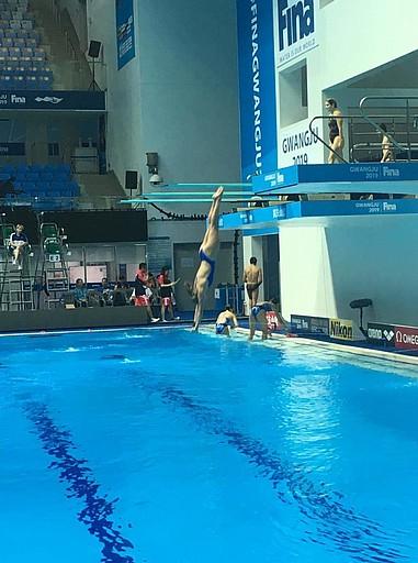 Vm simning 2020